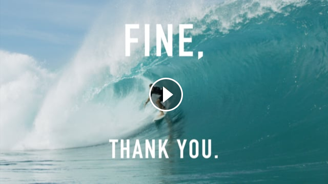 FINE THANK YOU NATHAN FLORENCE