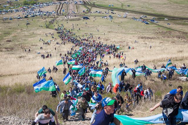 Более двух тысяч жителей Башкирии поборолись за сохранение Шиханов