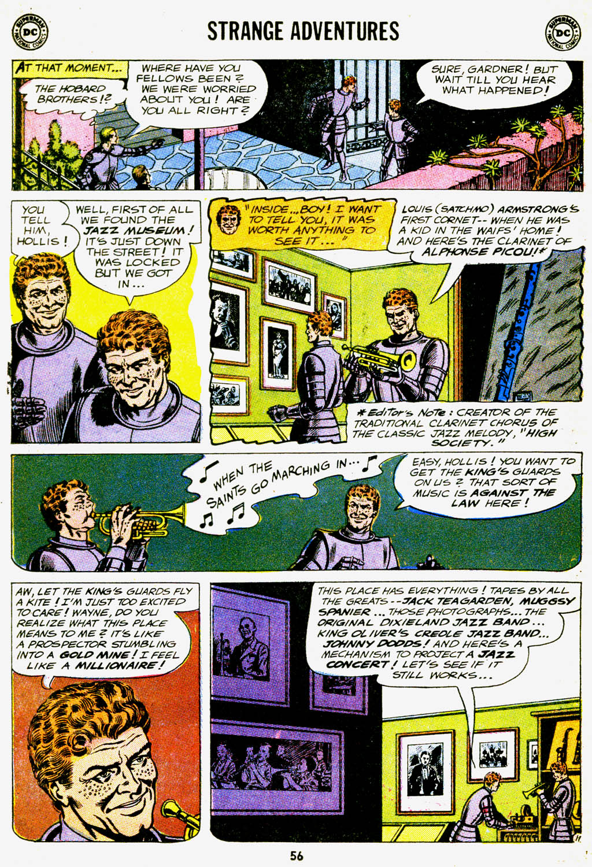 Strange Adventures (1950) issue 227 - Page 57
