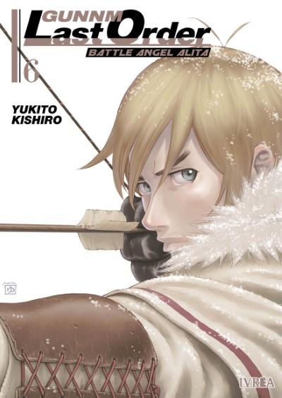 "Reseña de ""Gunnm Last Order"" vols. 4, 5 y 6 de Yukito Kishiro - Ivréa"