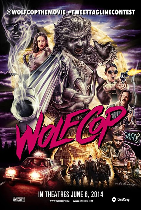 Werewolf horror film where a police officer uses his lycanthropy to fight crime.