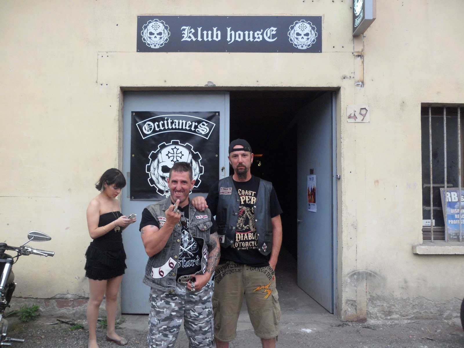 ELDiablo's pictures of Main |Diablos Motorcycle Club Mentone