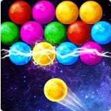 Game Bubble Space Bash Download