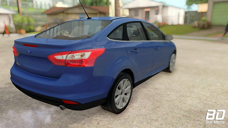 Download , mod, carro , Ford ,Focus 2018, GTA San Andreas