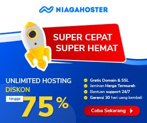 Niagahoster hosting murah