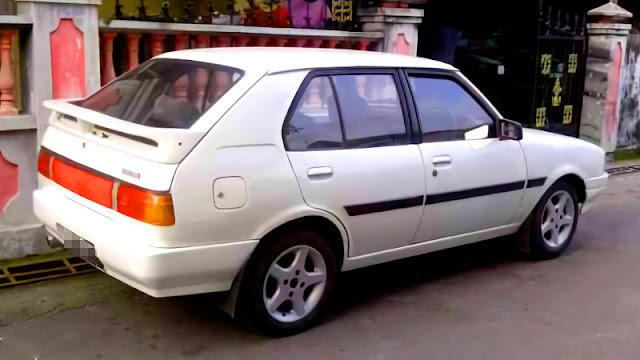 Mazda MR90 Baby Boomer original