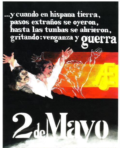 Resultado de imagen para DOS DE MAYO EN ESPAÑA