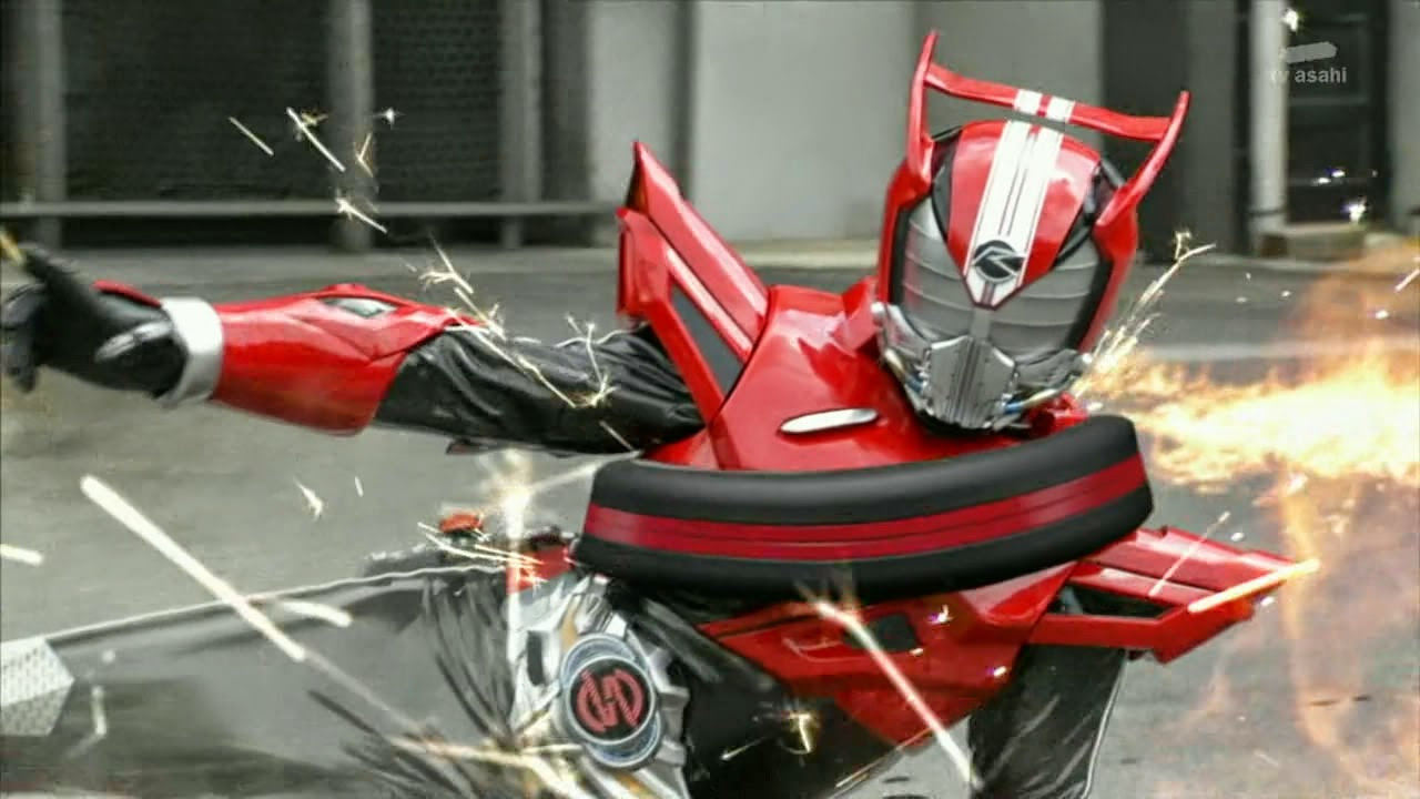 Kamen Rider Drive All Forms Abilities And Finishers - Imagez co