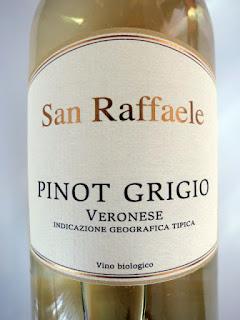 San Raffaele Monte Tabor Pinot Grigio 2015 - IGT Veneto, Italy (87 pts)