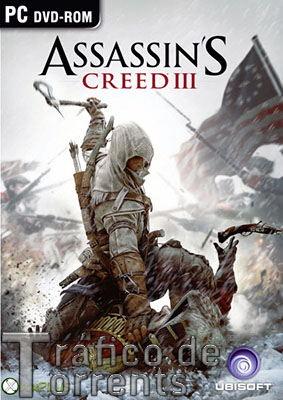 Baixar a Capa Assassins Creed 3 PC