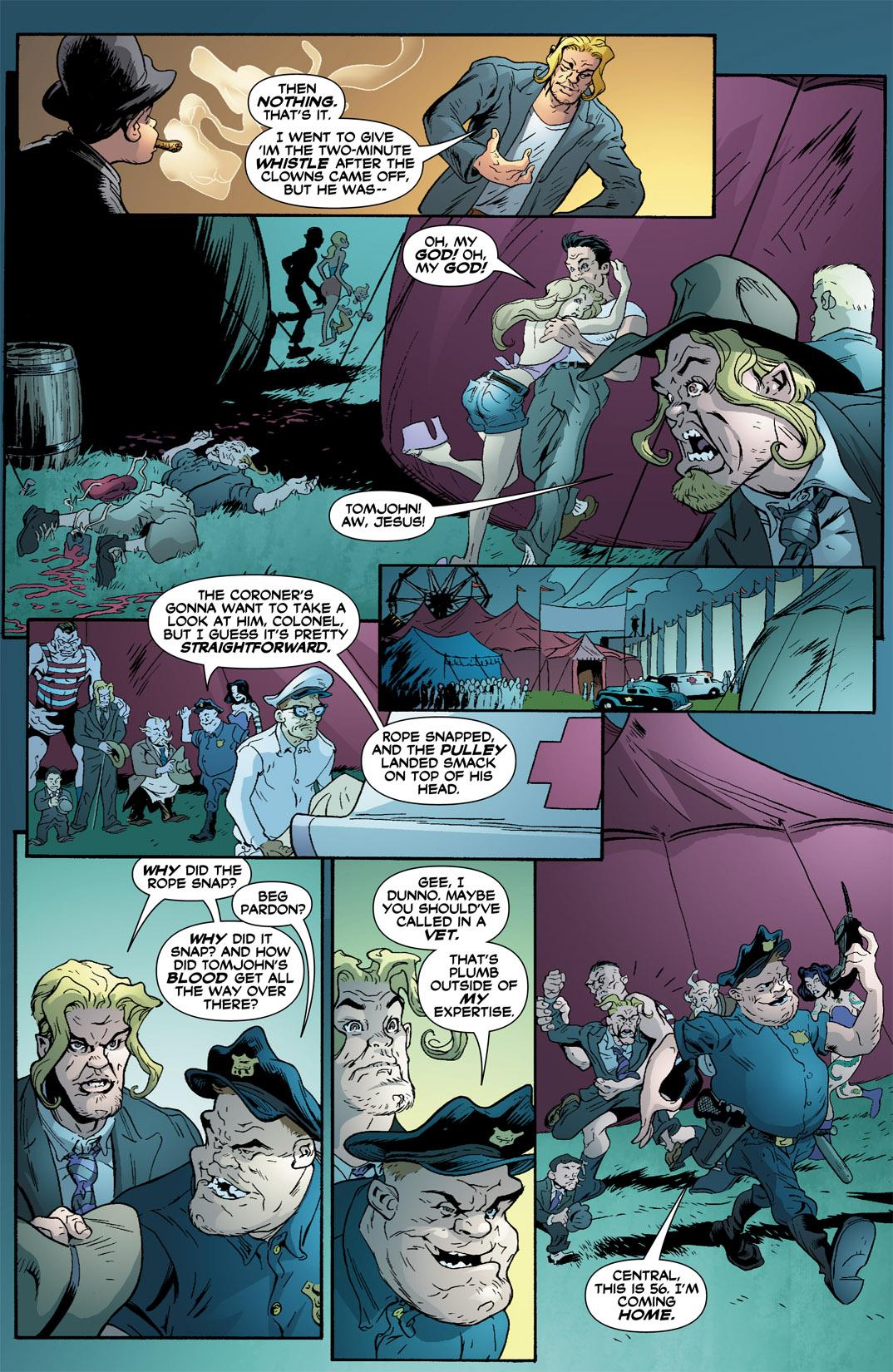 Detective Comics (1937) 801 Page 28