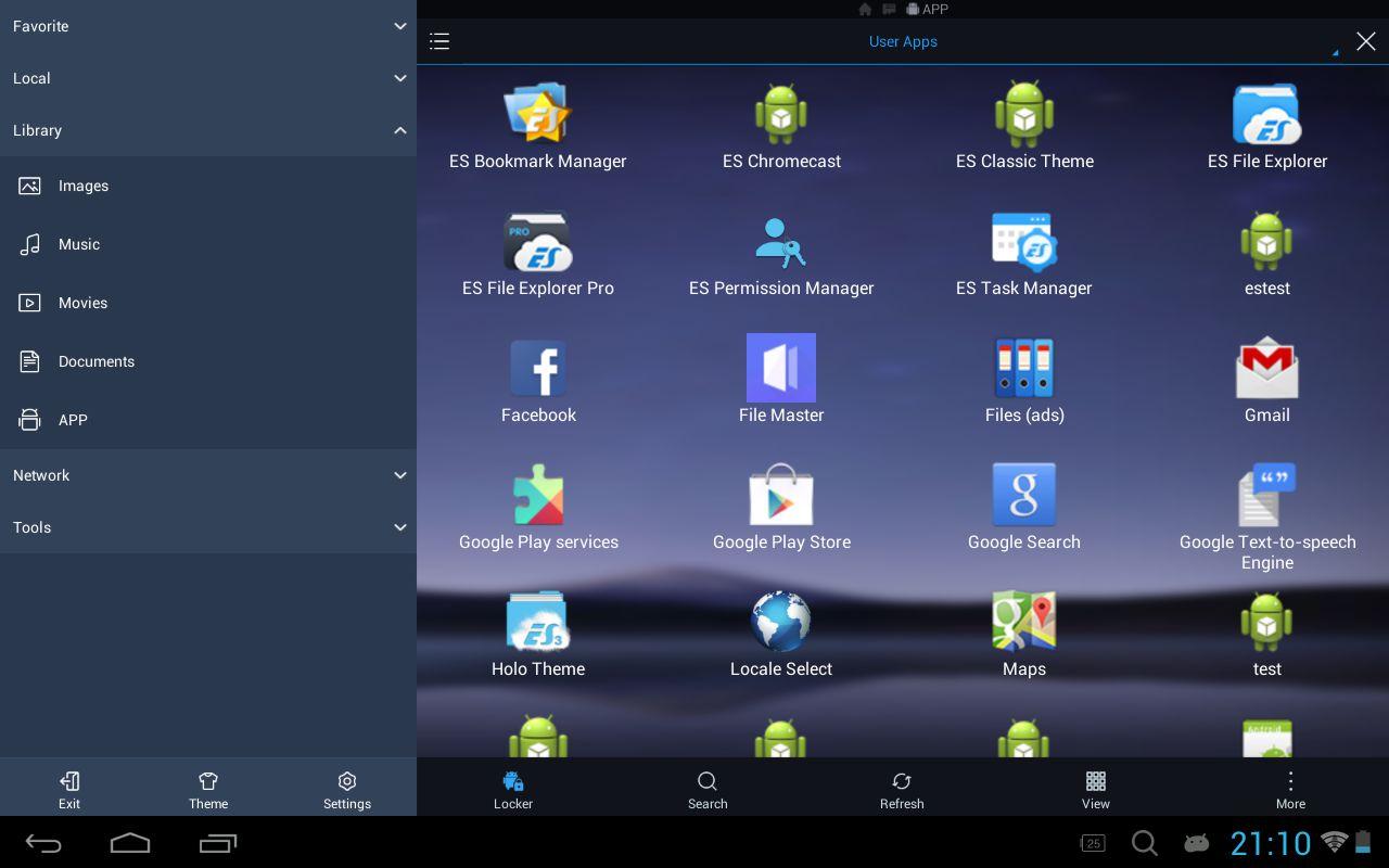 explorer file manager pro apk