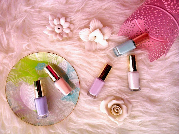 L\'oreal Spring Nail Polish Collection - Style & Paper