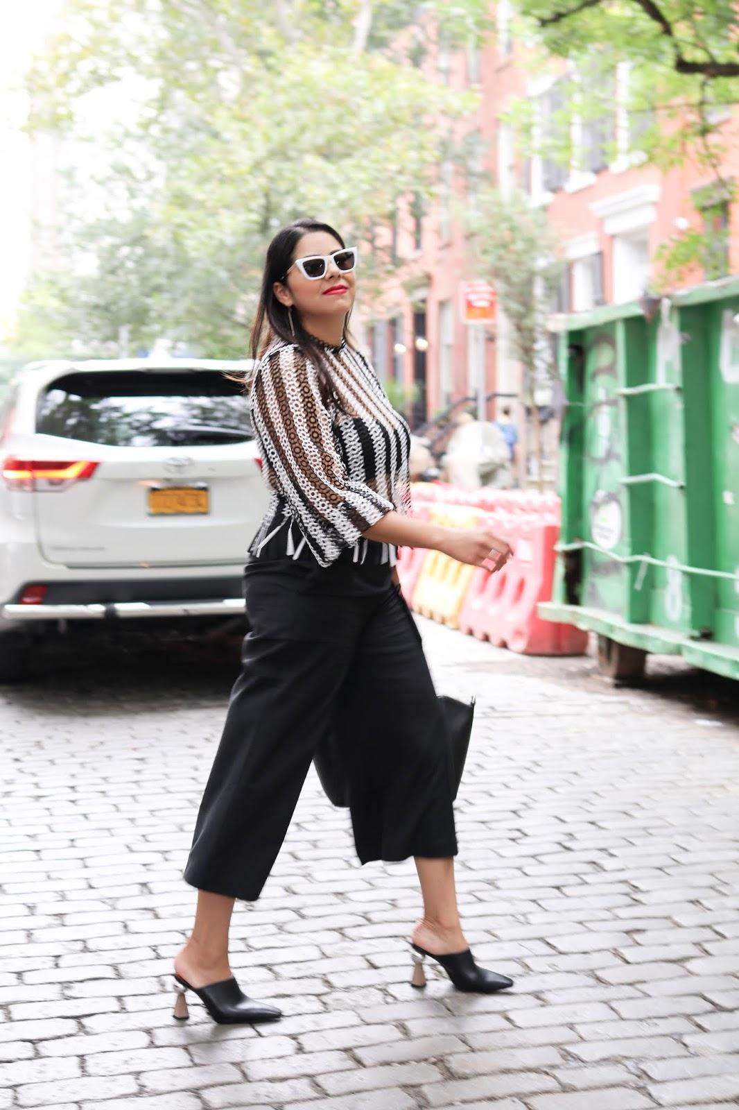 NYFW 2018 Street style, new york fashion week street style