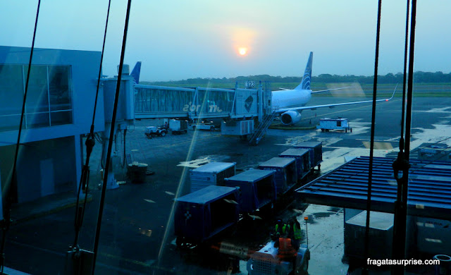 Aeroporto Tocumen, Panamá