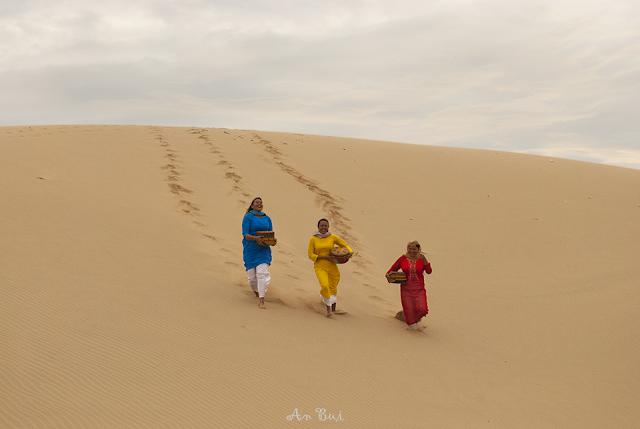 Nam Cuong Sand Dunes 07