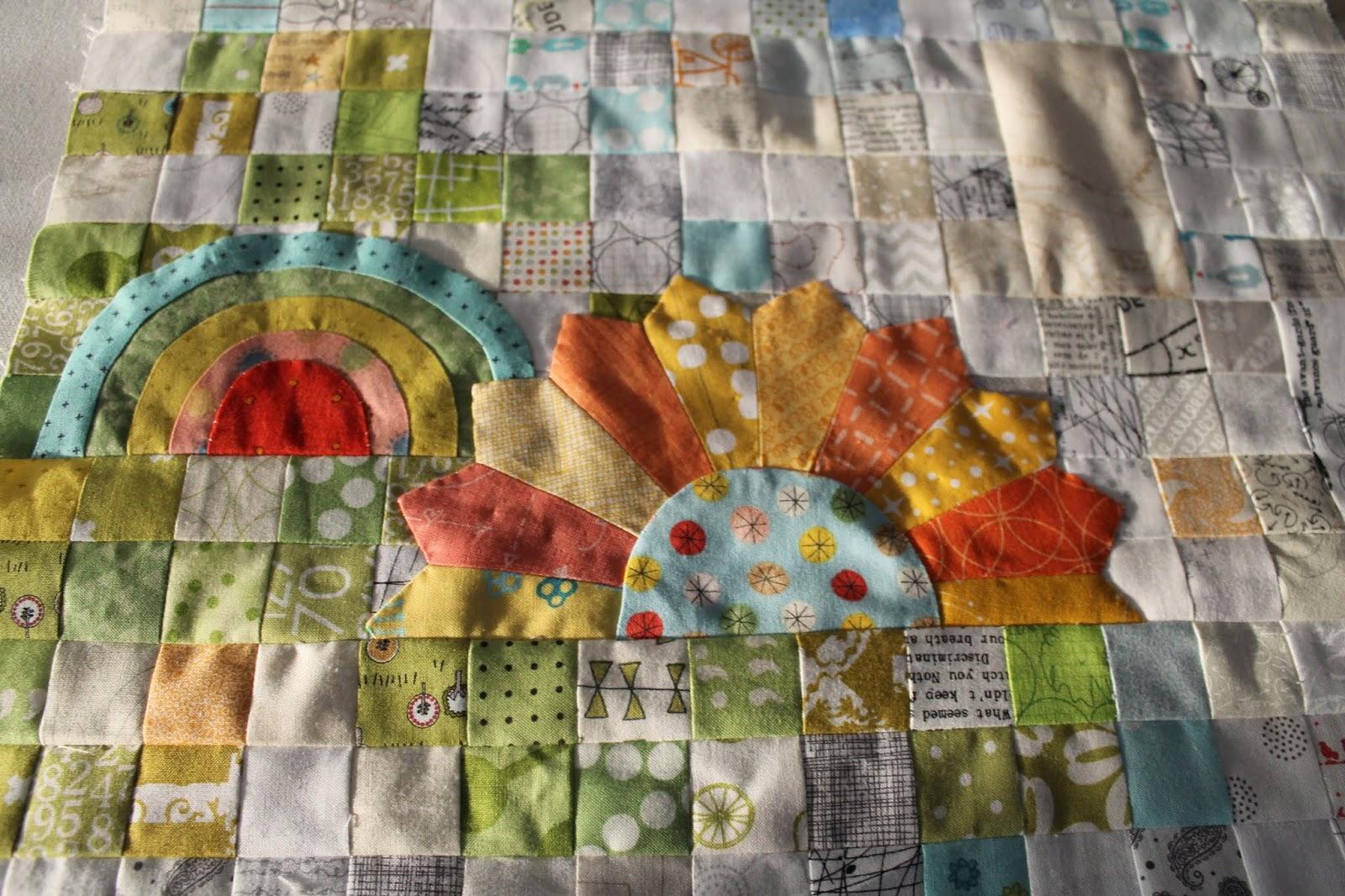 Sunshine sews : my small world home stretch