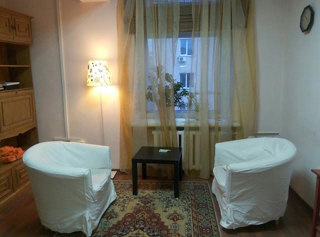 Малый кабинет 12м²