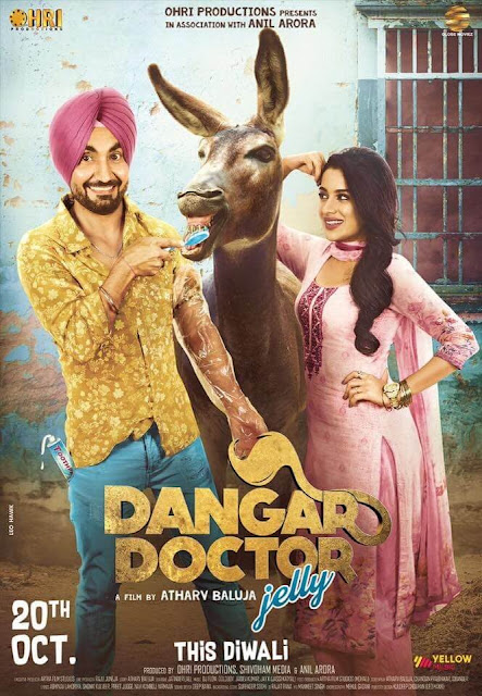 Dangar Doctor Jelly 2017 720p HD Movie Download Free