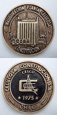Inauguración Planta Celulosa Constitución