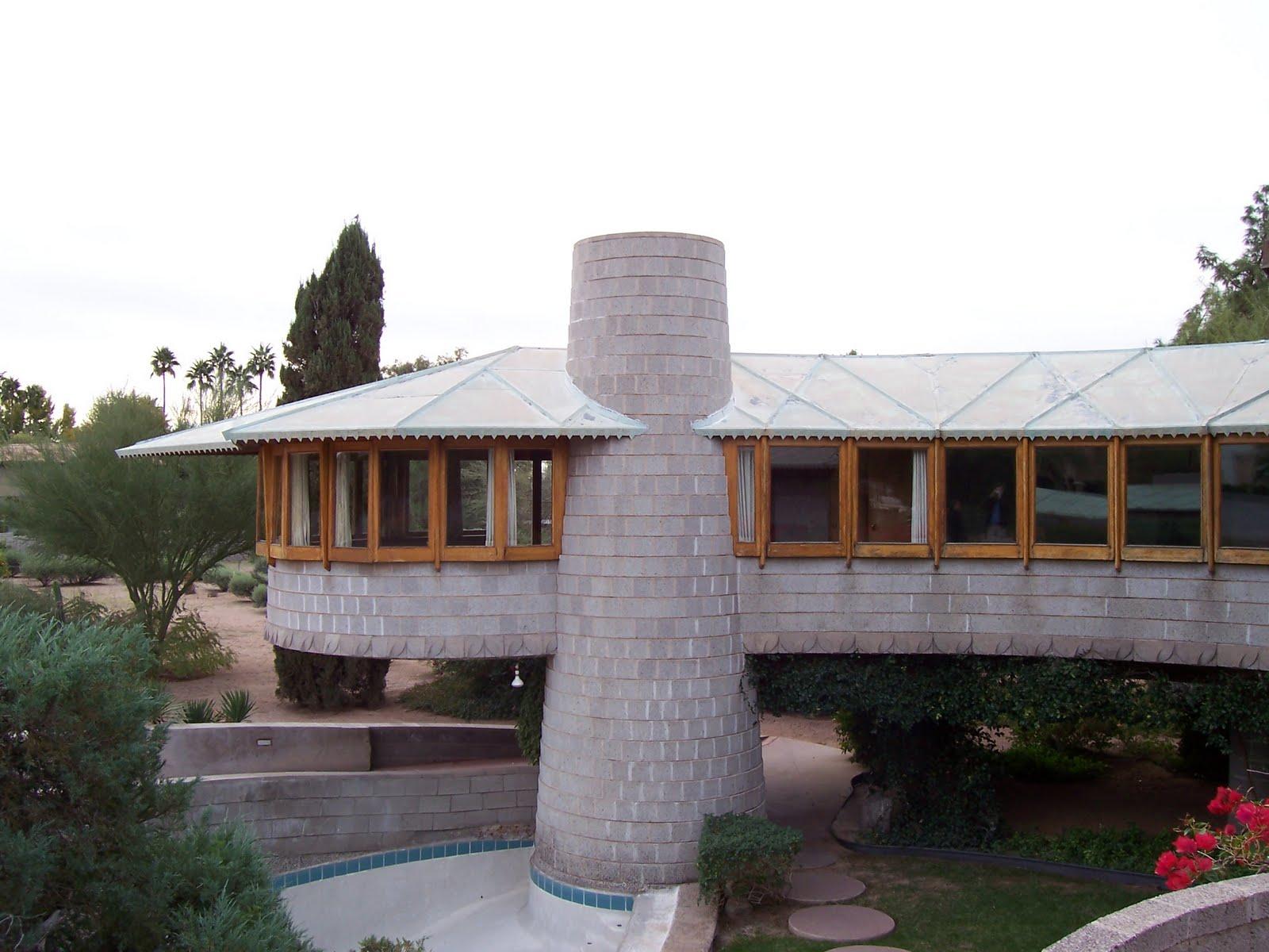 Architect Andrew Lloyd Wright: Colin Edward Slais, Architect/Designer: Frank Lloyd Wright