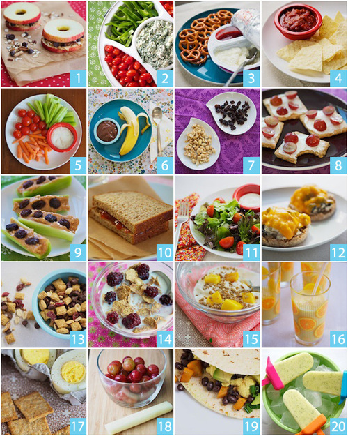 13 Make Ahead Cuisines and Snacks For Healthy and balanced Consuming On the move