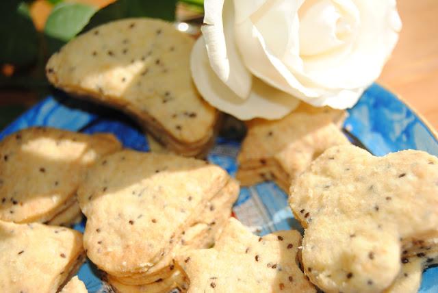 ciasteczka z sezamem