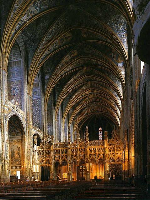 Catedral Santa Cecília, Albi, França
