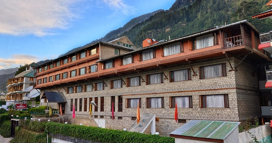 Manali Deals: Touch of Nature with 5 star hotels in Manali