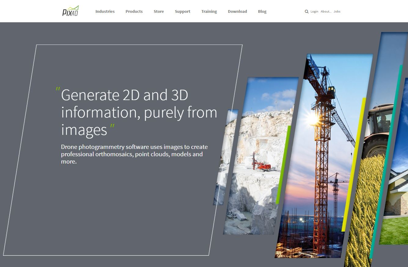Geog336: Geospatial Field Methods: Introduction to Pix4D Software