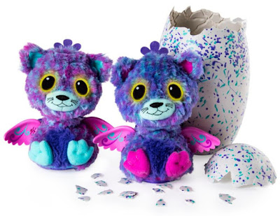 Hatchimals Surprise Peacat Twin Pet Toys 2017
