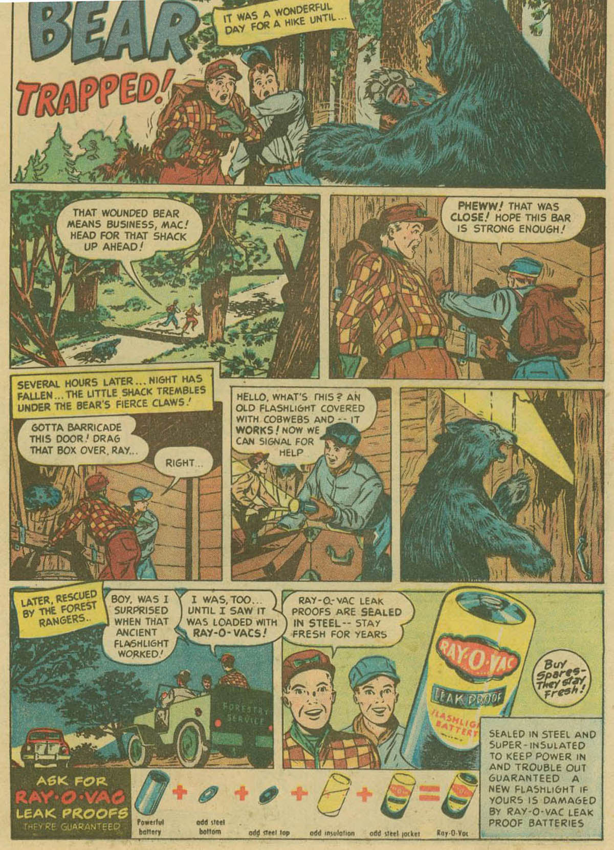 Read online Action Comics (1938) comic -  Issue #141 - 24