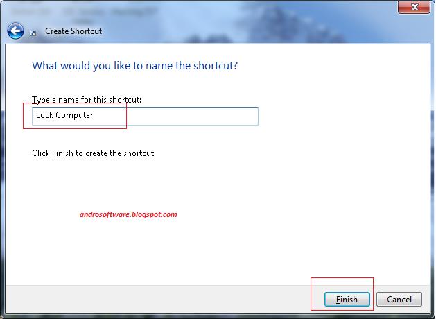 gambar cara kunci komputer dengan shortcut 2