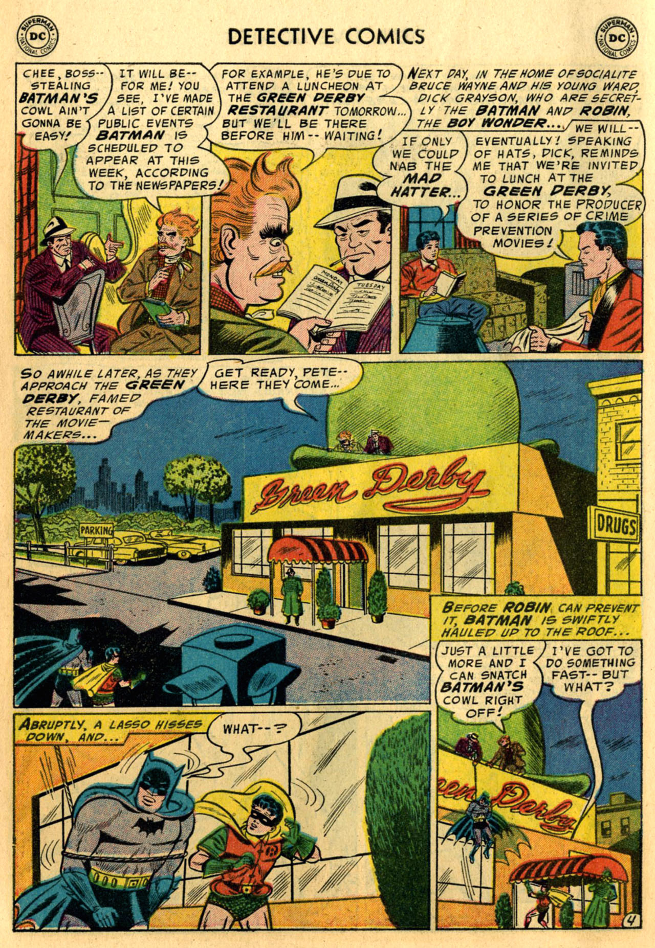 Detective Comics (1937) 230 Page 5