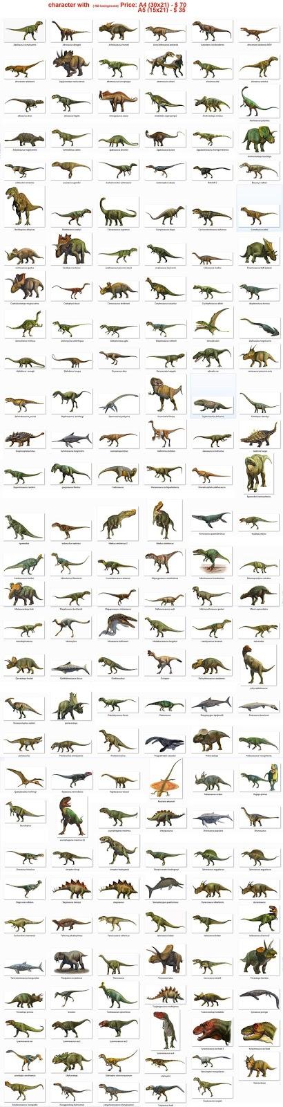 Dinossauros | Dinosaurs