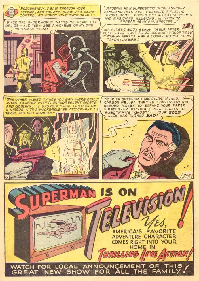 Read online Detective Comics (1937) comic -  Issue #191 - 30