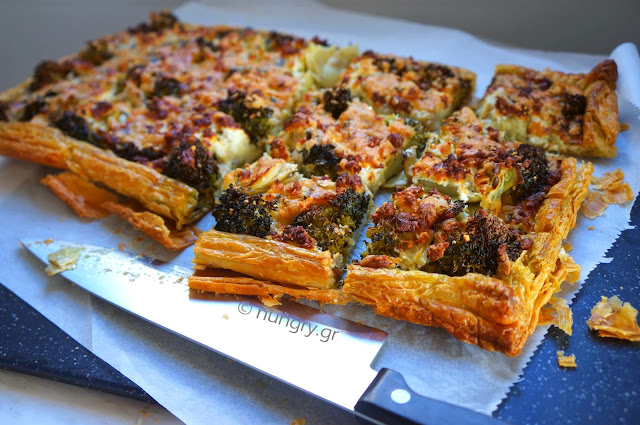 Green Pizza with Pesto Genovese
