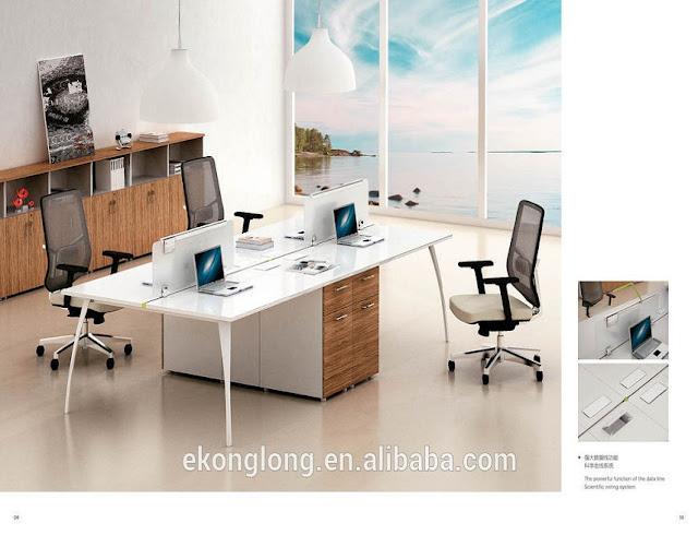 best buy white maple modern office furniture Ottawa ON for sale
