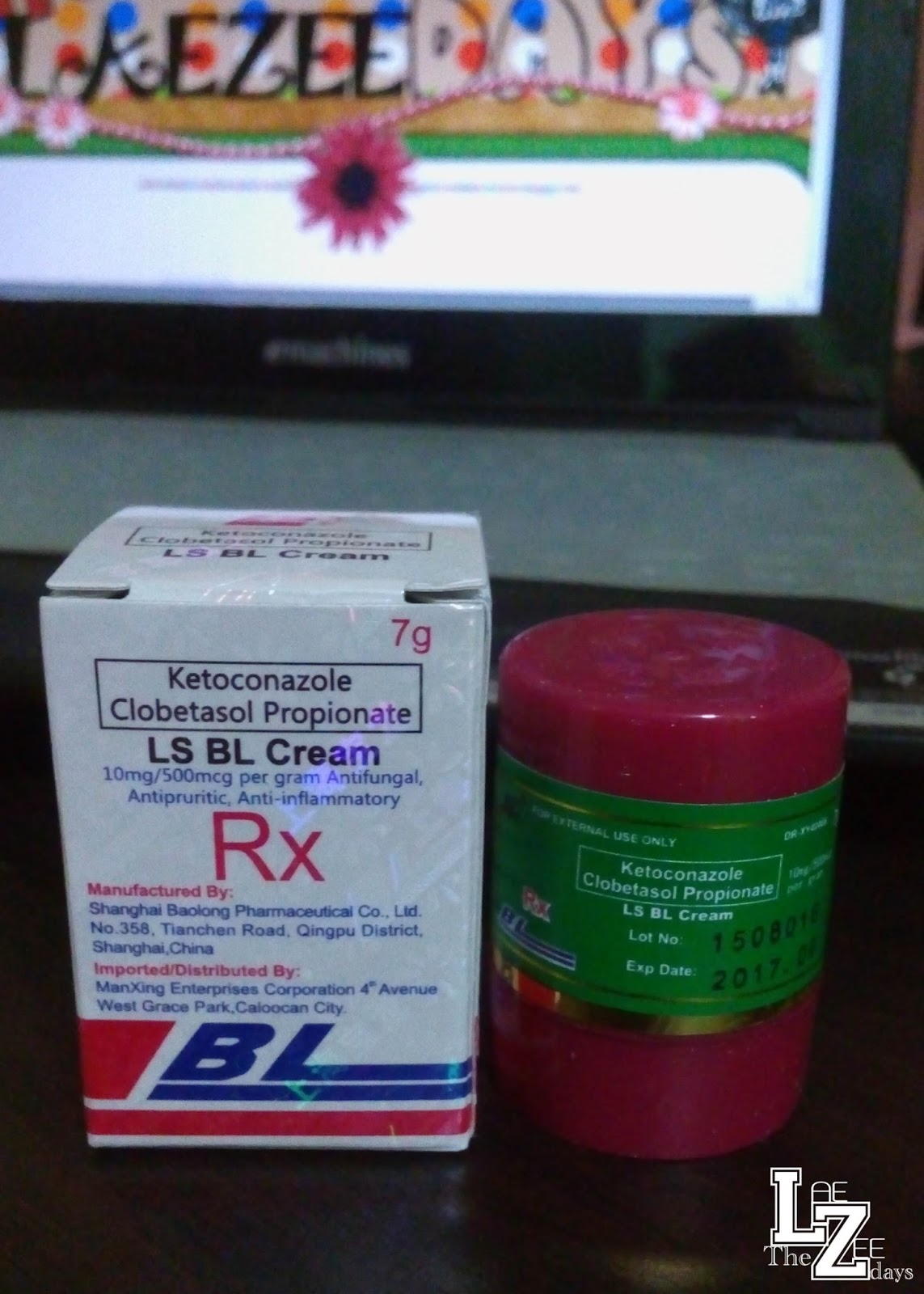 The Laezee Days Ls Bl Cream Review