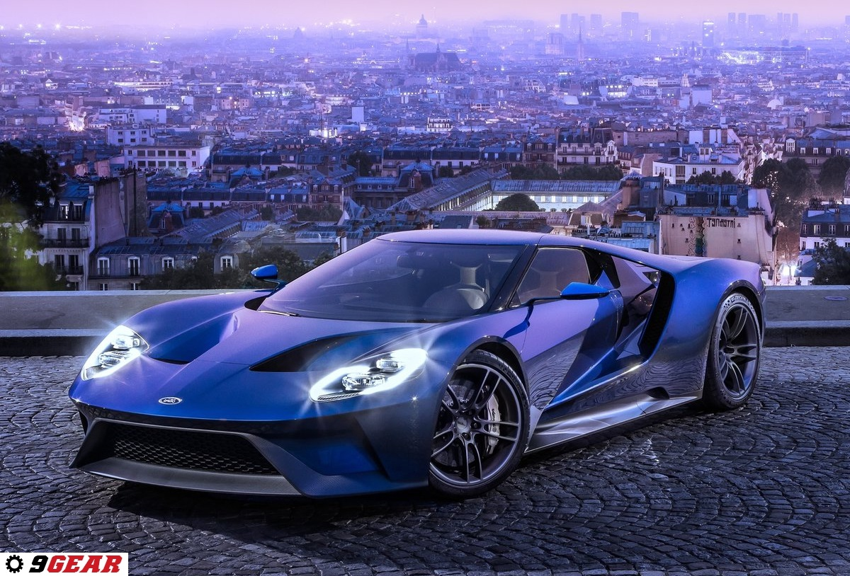 Ford Gt   Liter Ecoboost V  Hp Car Reviews New Car Pictures For