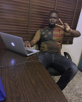 Owner of Naijaloaded, Makinde Azeez Claims He Is The Richest Blogger In Nigeria