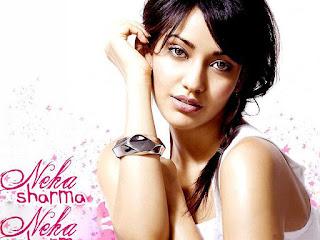 Bollywod Actress Neha Sharma HD Pics