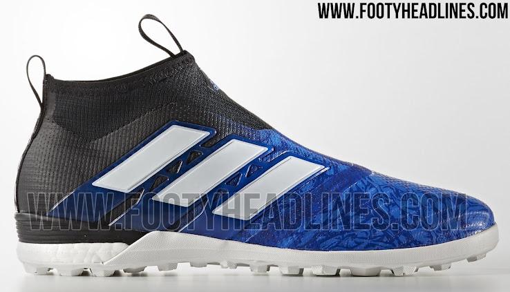 Edizione Limitata Adidas Ace 17 + Purecontrol Ucl Drago Territorio Stivali