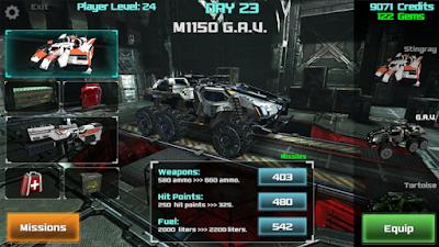 Osiris Battlefield v1.1.2 Apk ScreenShot