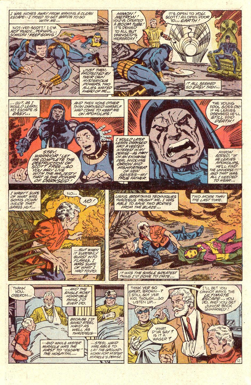 Read online Secret Origins (1986) comic -  Issue #33 - 15