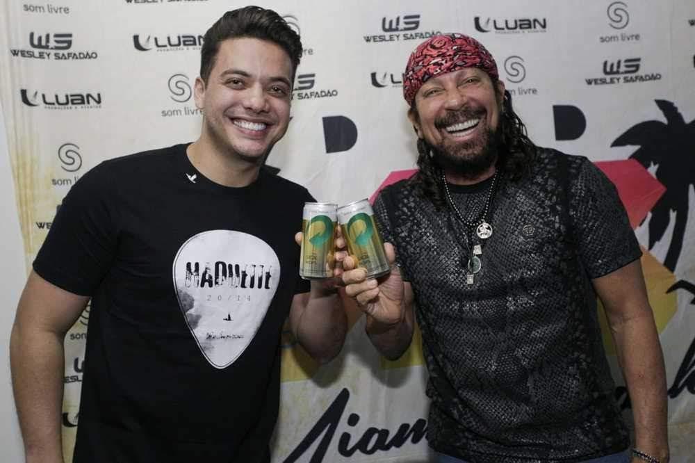 Karisma News: WESLEY SAFADÃO E BELL MARQUES BRINDAM O SÃO JOÃO DA ...