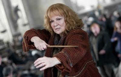 Моли Уизли - Хари Потър и даровете на смъртта