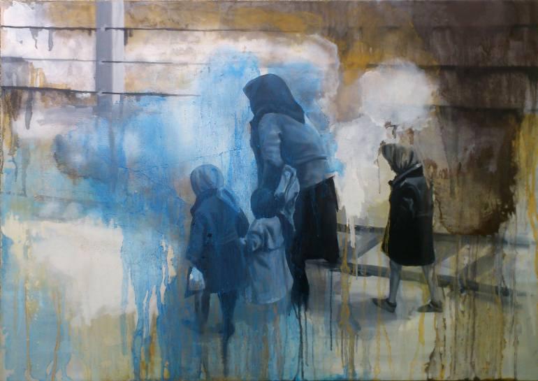 Диалог между фотографией и традиционной живописью. Cosmin Vaida