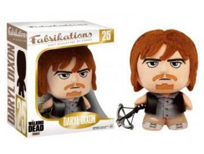 Peluche Daryl Dixon de The Walking Dead