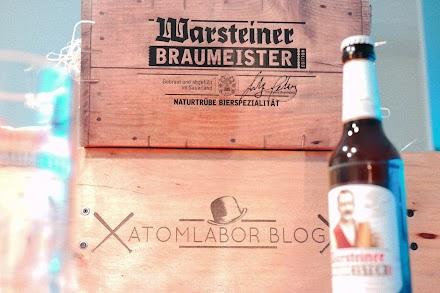Kennt Ihr schon die Warsteiner Braumeister Edition? Wir haben sie gerade zugeschickt bekommen.